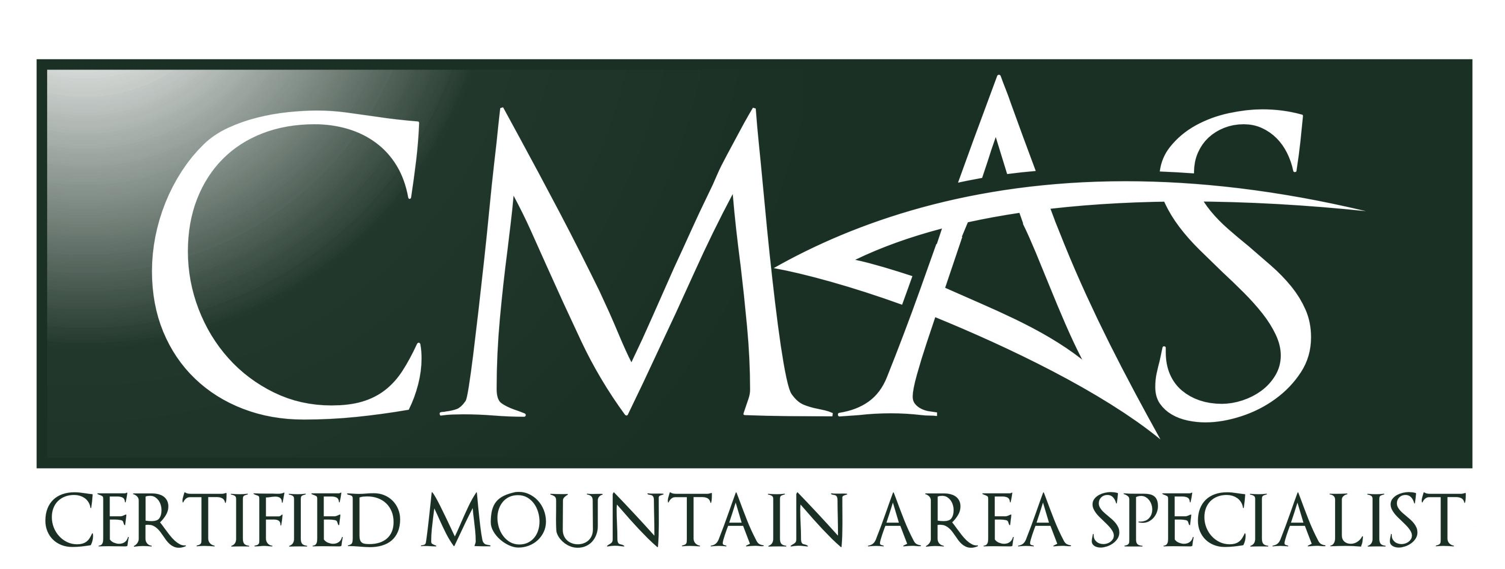 Lori Smith Certified Mountain Area Specialist