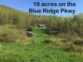 Lots & Land For Sale: 16903 Blue Ridge Pkwy