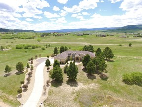 Castle Rock Single Family Home Under Contract: 990 Glade Gulch Road