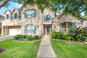 Single Family Home Sold: 15510 Stable Park Court