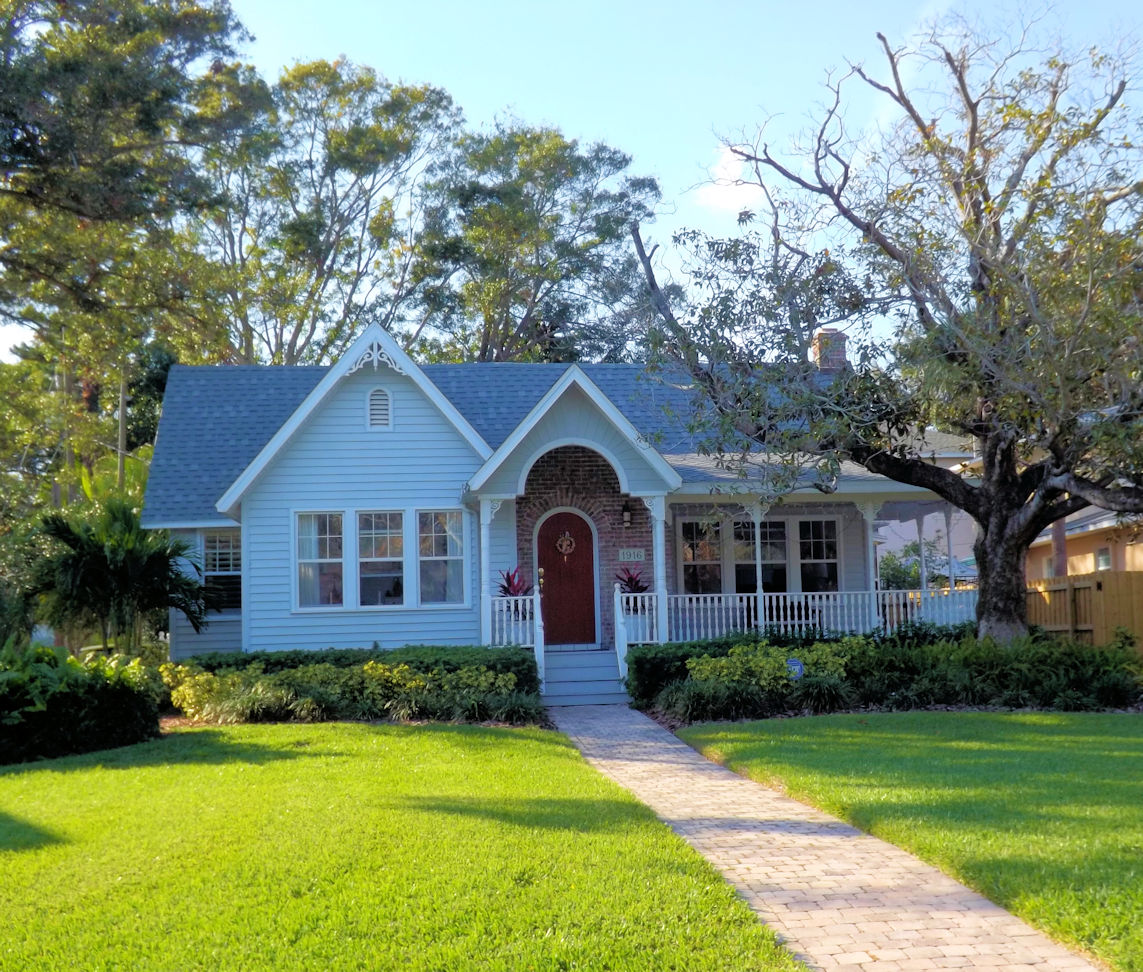 Vintage Homes For Sale In St Petersburg Fl To 250000