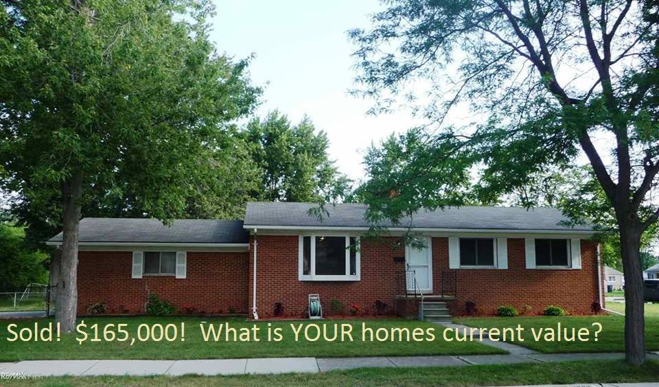 Sold in St. Clair Shores!