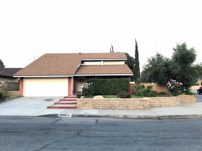 Santa Clarita CA Single Family Home Sale Pending: $540,000