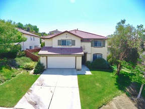 Santa Clarita CA Single Family Home For Sale: $675,000