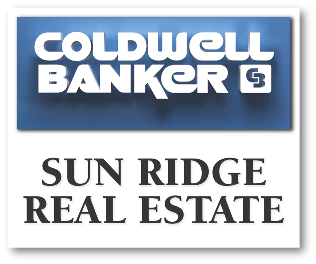Coldwell Banker Sun Ridge Real Estate logo