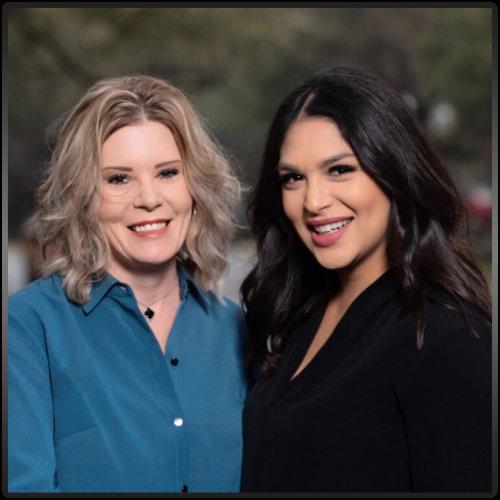 Linda Laijas Cook & Cheryl Loeffler