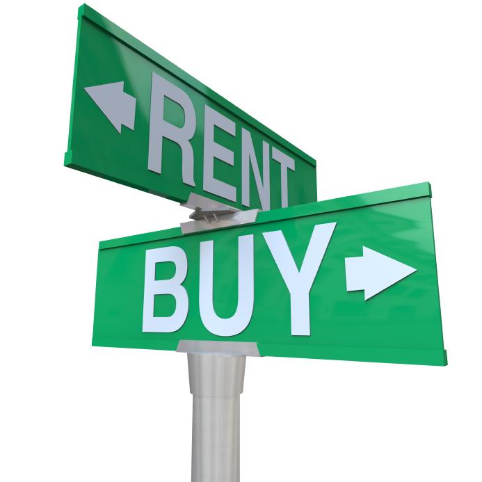 Buy verses Rent