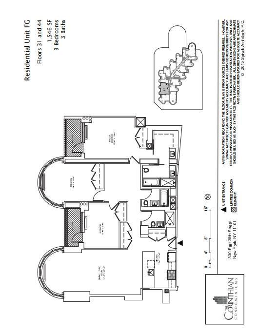 Corinthian Floor Plans