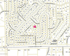 Lots And Land Sold: 2025 APPALOOSA Circle