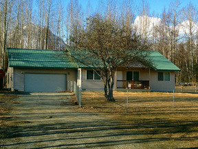 Residential Recently Closed: 16390 N Glenn Highway