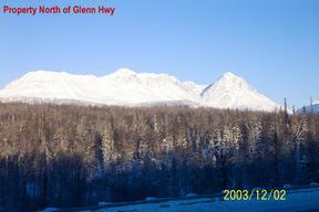 Lots And Land Sold: 11236 N Glenn Hwy