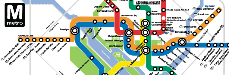 Search DC Real Estate By Metro Station