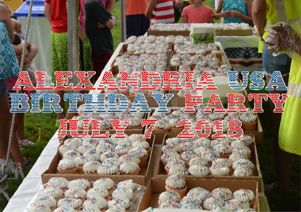 Excellent City Alexandria Va Usa Birthday Celebration Fireworks July 7 N Personalised Birthday Cards Vishlily Jamesorg