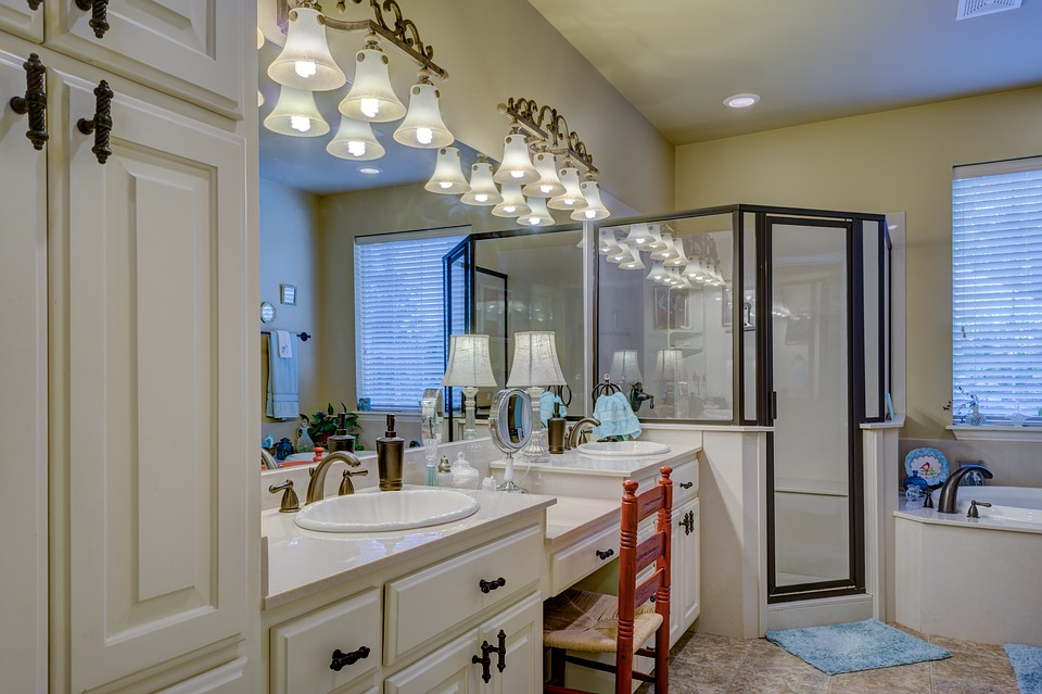 Minor Bathroom Remodel 6 best roi home improvements