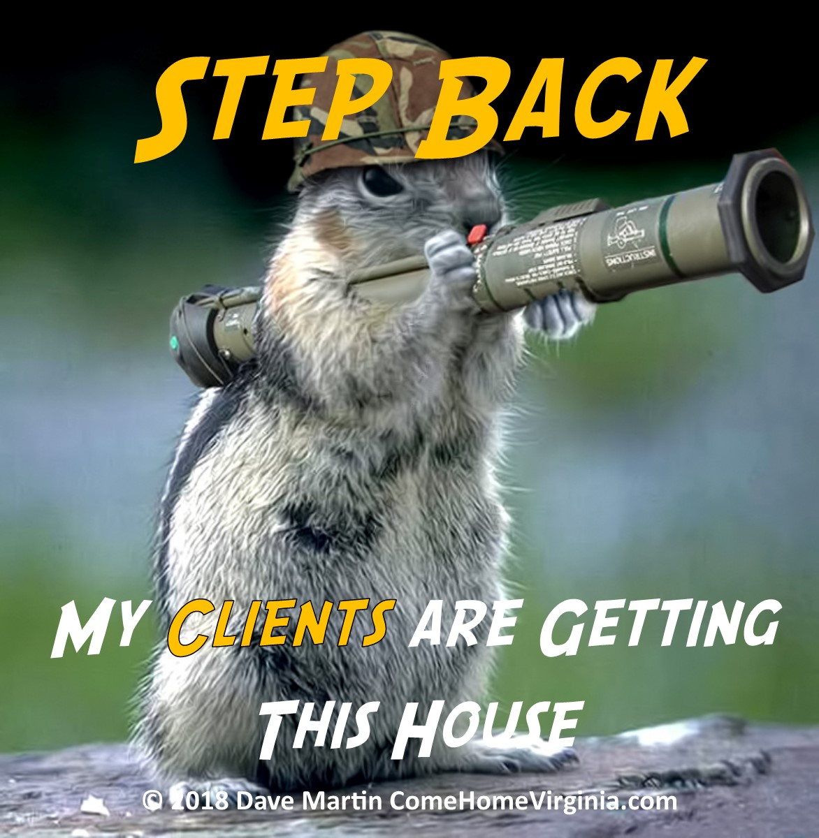 Step back my clients are getting this house Avoid these sellers market mistakes
