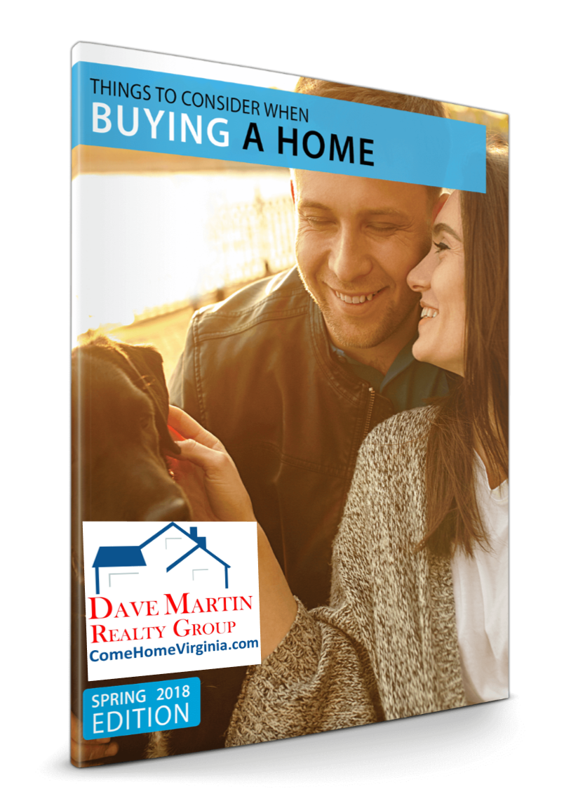 Click for a Free Home Buying Guide for Northern Virginia Home Buyers Dave Martin Realtor