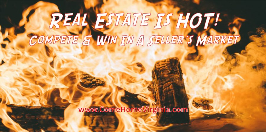 How to buy a home in a seller's market and win Northern Va