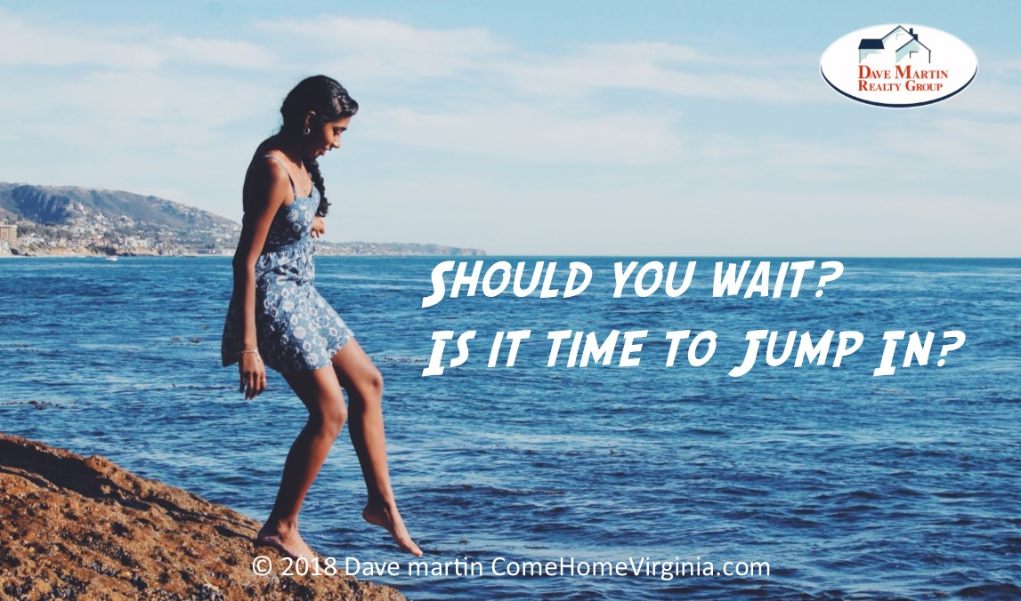 Should You wait or is it time to sell your house now Find out if the time is right to sell and move to a new house