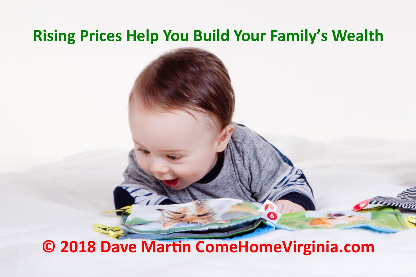 What will your house be worth in 5 years Rising home values Virginia Home Buyer Agent