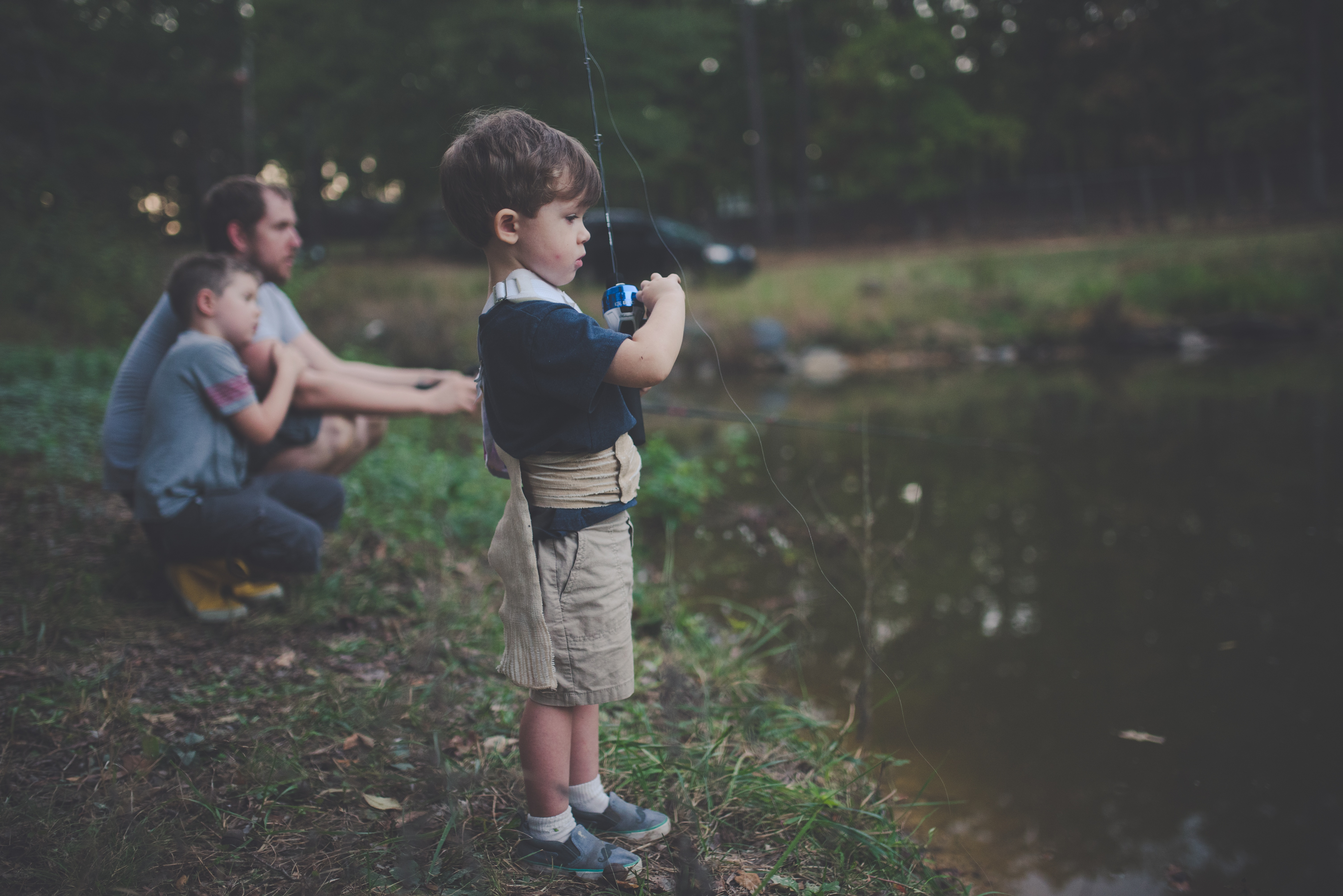 Virginia License Free fishing days June 2018 family friends and children fun for all Virginia outdoor activities