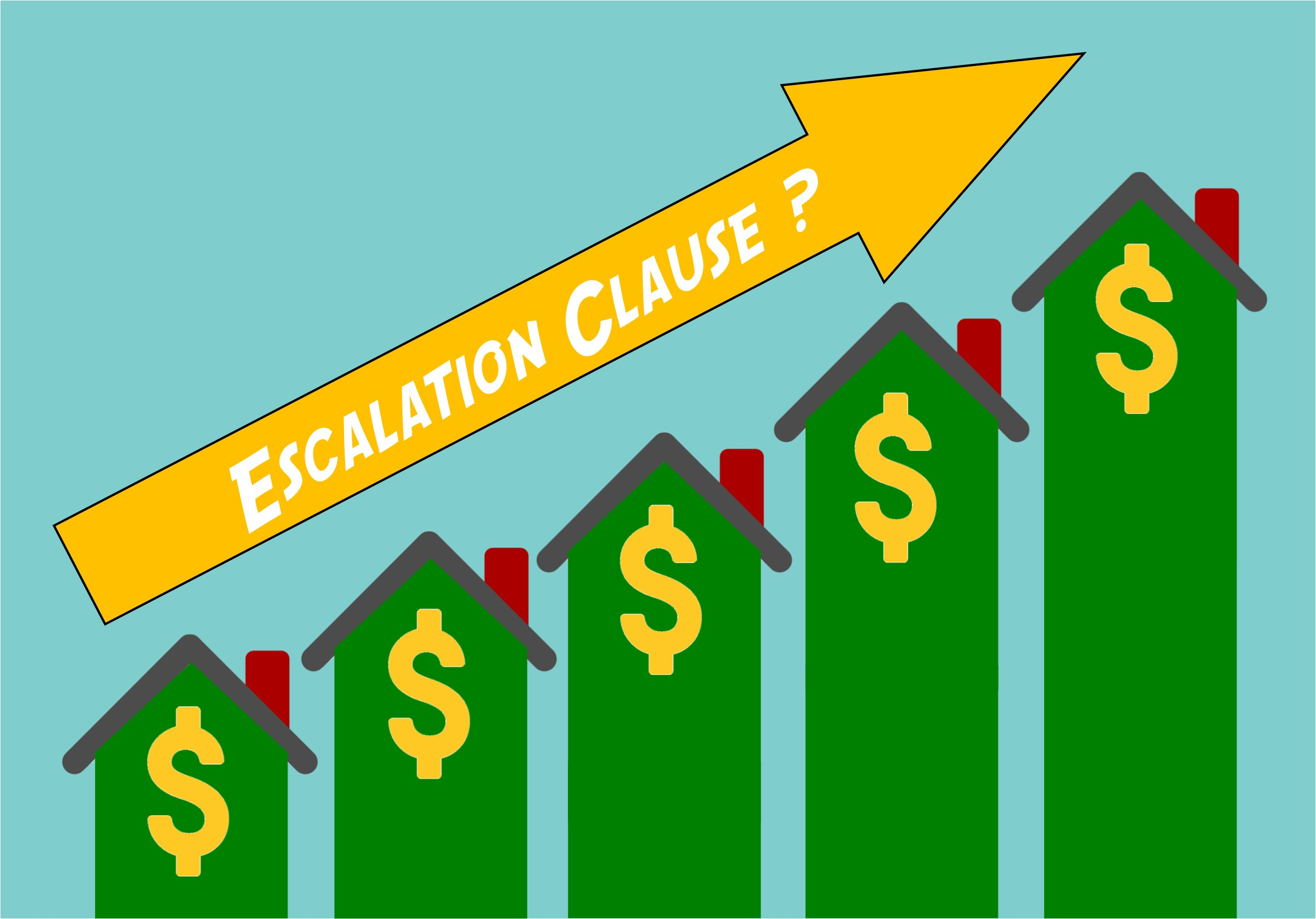 Sellers and Buyers need to know Escalation Clause What is it How does it work Strategies for using an Escalation Addendum or Escalator Northern Virginia Real Estate Dave Martin Buyer Agent Realtor