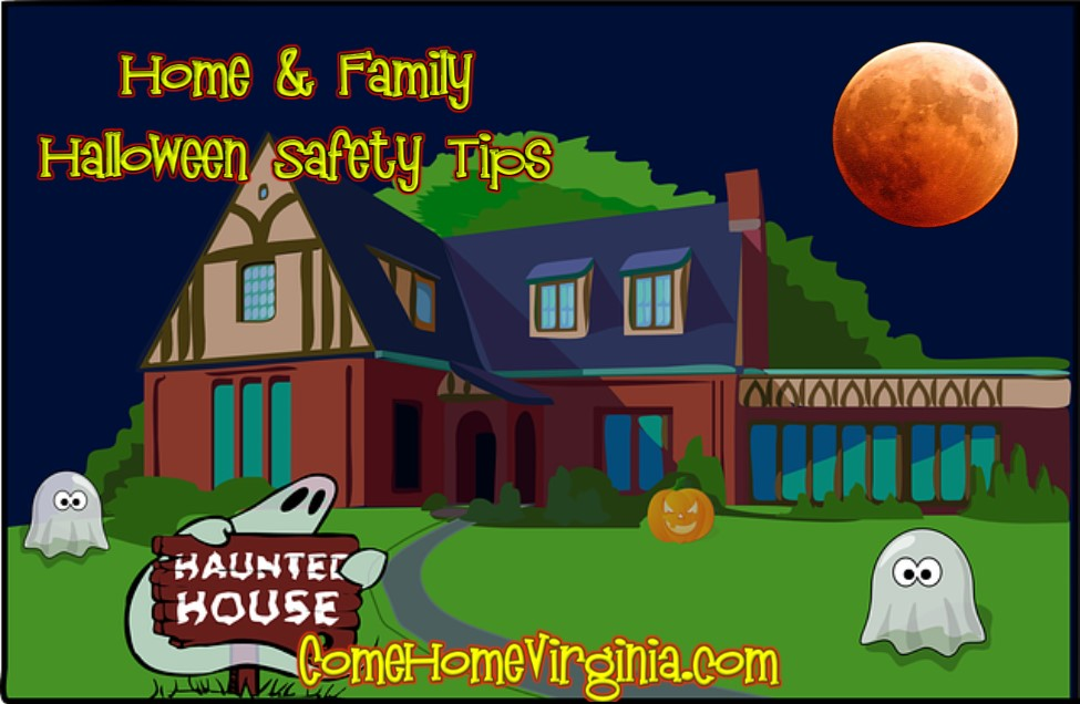 Halloween Safety Home and Family Northern Virginia Realtor Dave Martin Realty Group