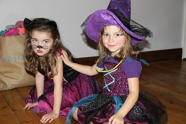 Halloween costumes for kids face paint