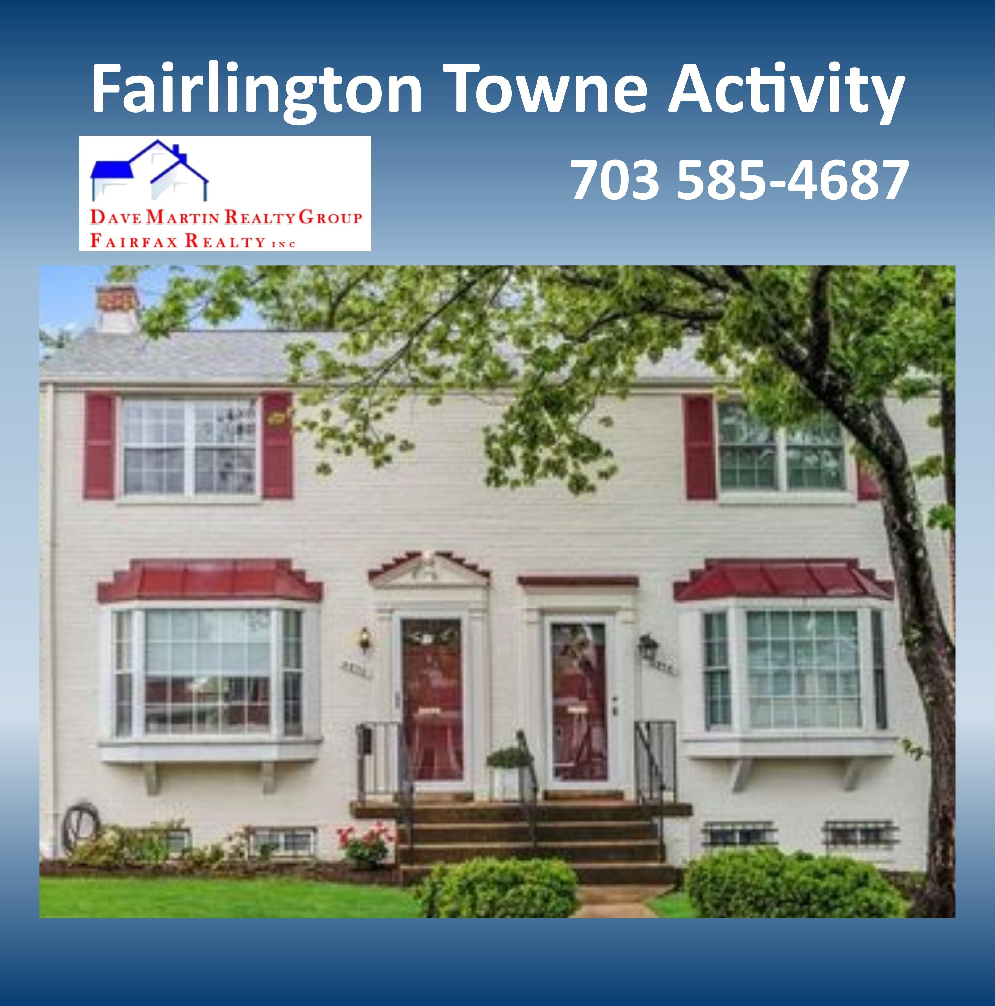 Fairlington Towne Homes Townhouses Alexandria, Va 22302