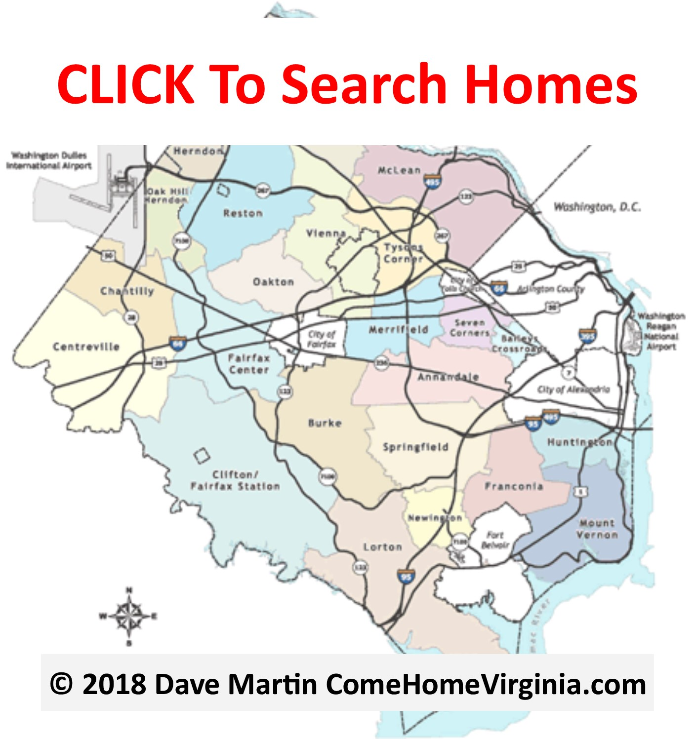 Search Fairfax Va Homes For Sale and Sold