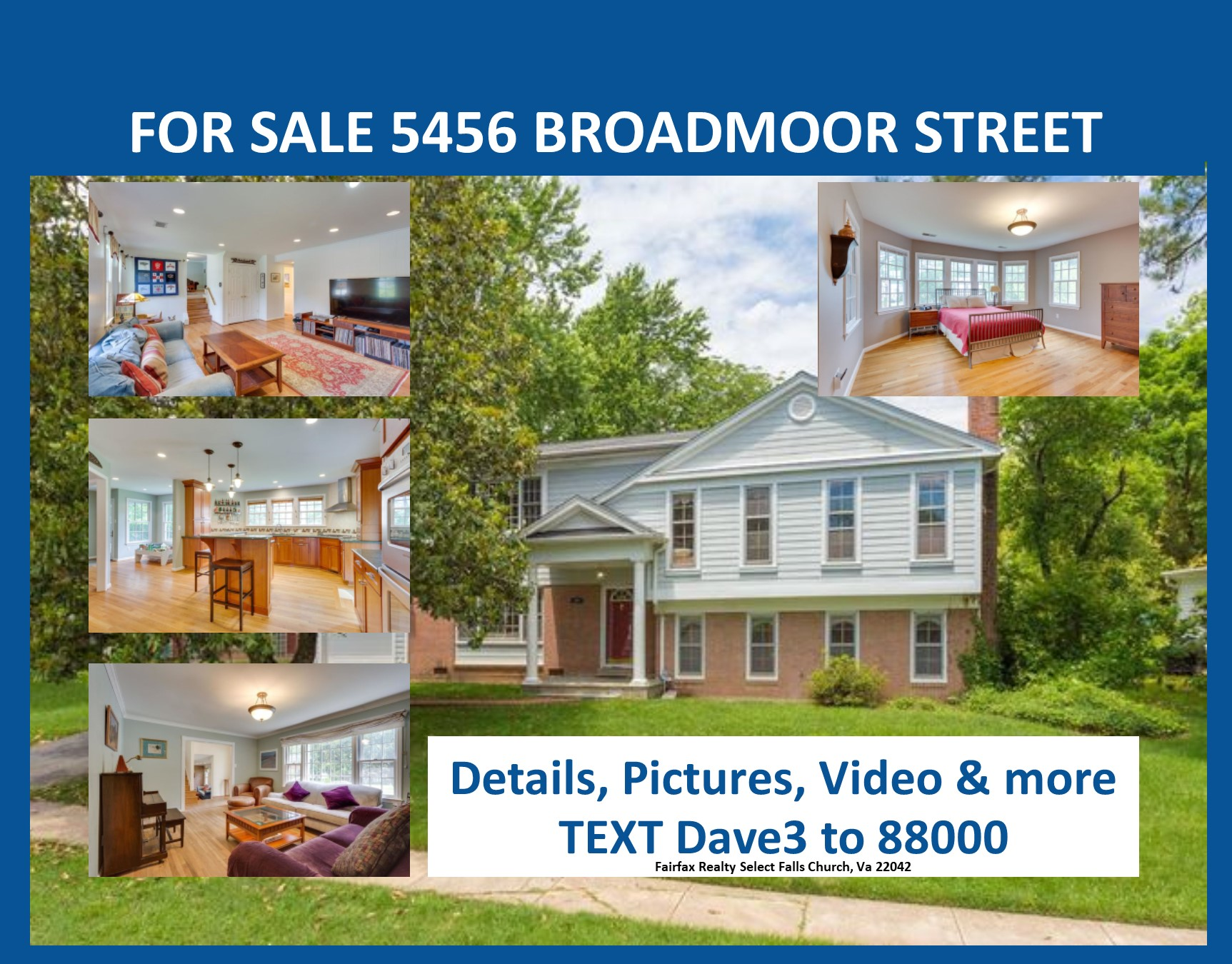 5456 Broadmoor St For Sale Contract Deadline