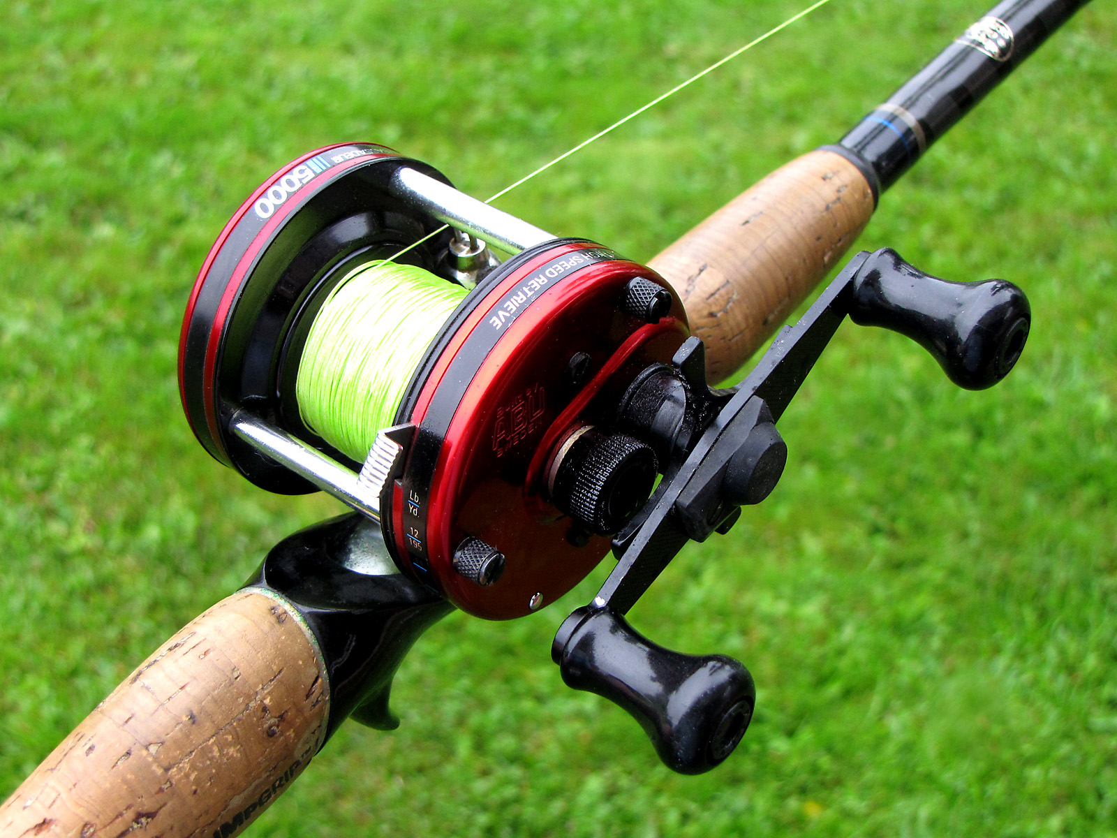 Keep your fishing lines untangled with this household tip and product Northern Virginia