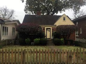 Single Family Home Sold: 1715 Sweetbriar Avenue