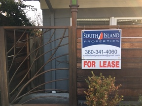 Langley WA Residential For Lease: $1,600