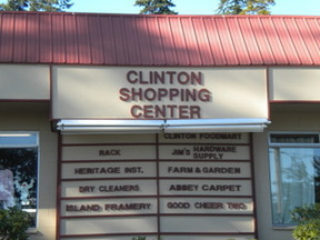 Clinton WA Commercial Listing For Lease: $695