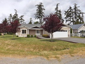 Freeland WA Single Family Home For Lease: $2,000
