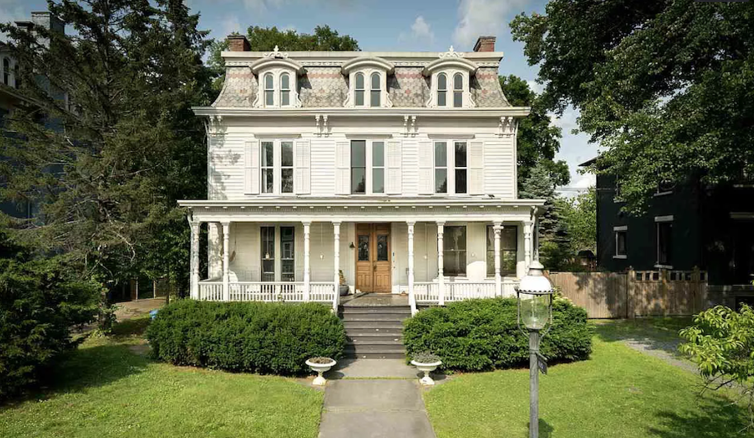 110 Fair Street Kingston NY extraordinary victorian new to market