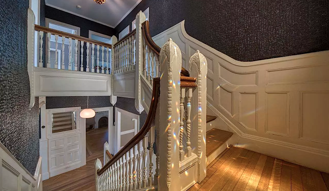 110 Fair Street Kingston NY Exquisite Modern Victorian
