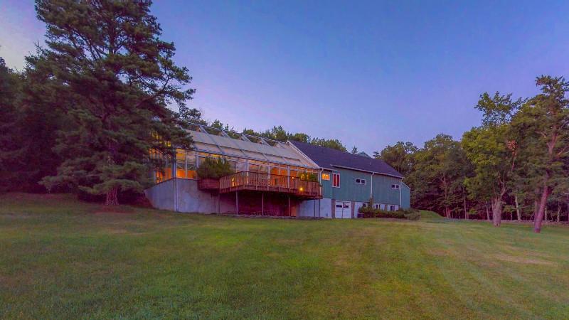 Hughenden Woods, Woodstock, NY