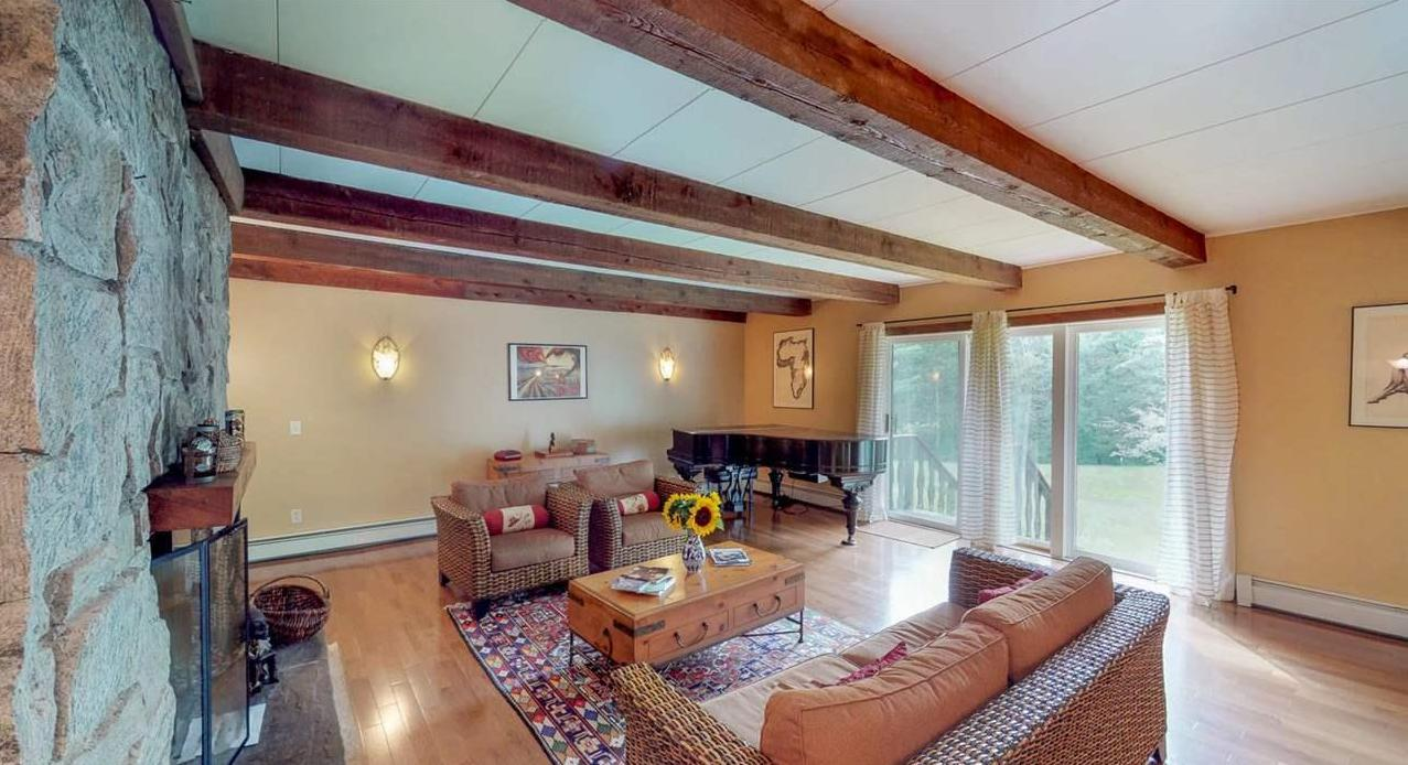 New Listing: Recently Renovated Ranch on Three-Plus Acres in Woodstock, NY