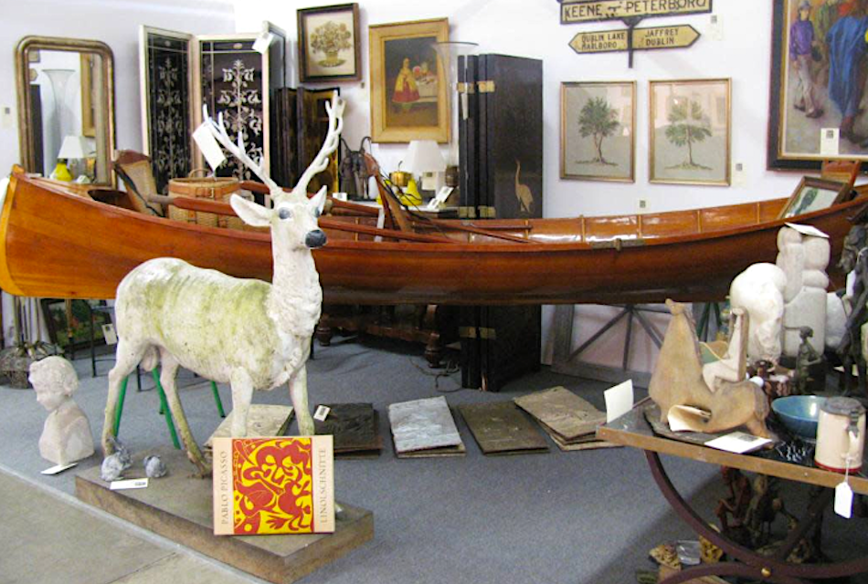 Upstate New York The Dutchess County Fairgrounds Antique Show Rhinebeck, NY