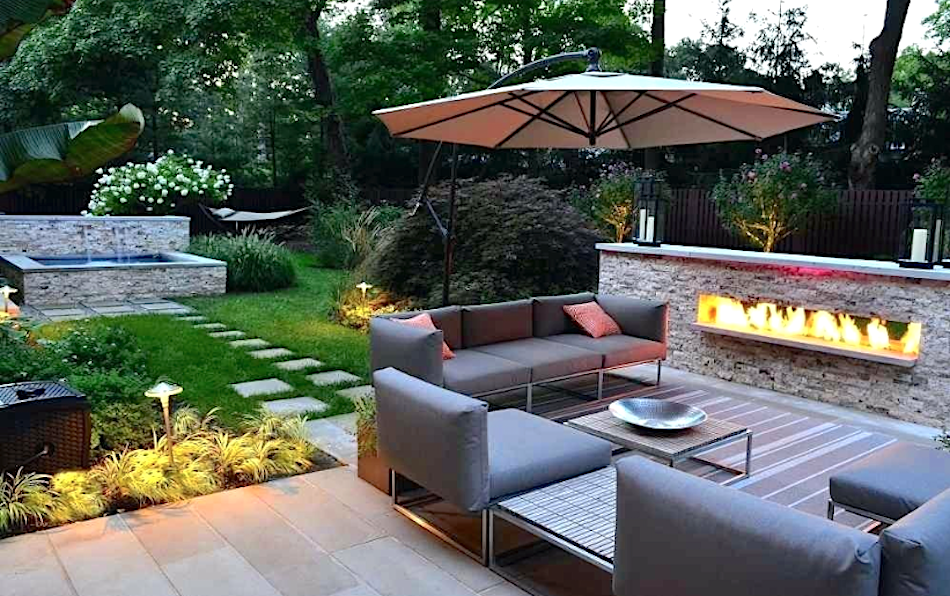 Designing an Outdoor Oasis in the Hudson Valley