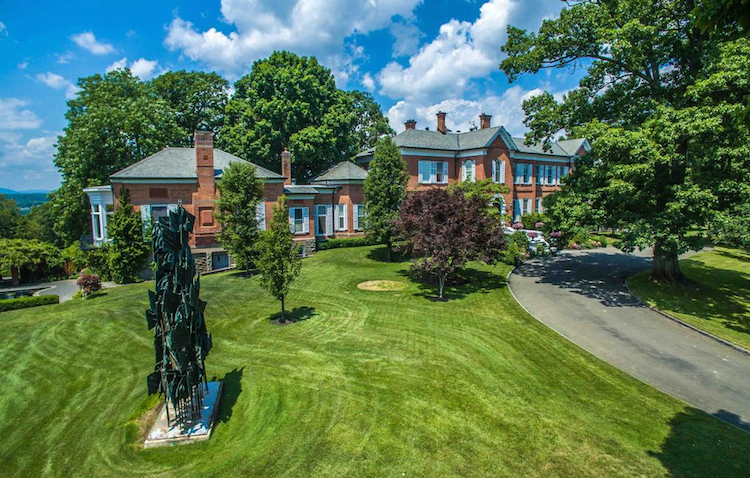 Luxury Estates for Sale in the Hudson Valley - Atalanta Manor