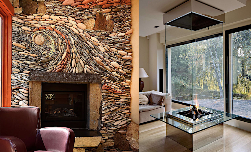 Halter Associates Realty Interior Design and Fireplaces