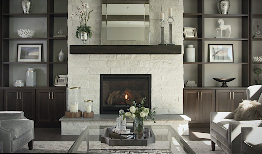 Halter Associates Realty Fireplaces and Interior Design Tips