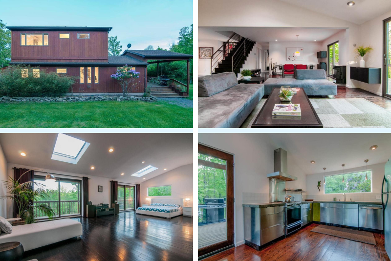 Listed: Three Modern Hudson Valley Homes Between $400K and $600K