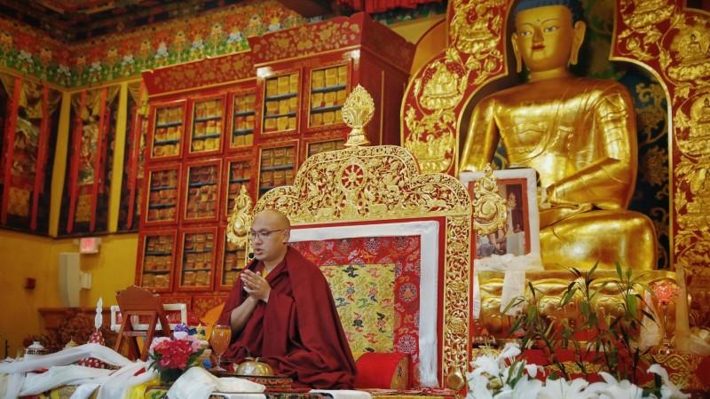 Karm Triyana Dharmachakra Tibetan Monastery, Woodstock, NY