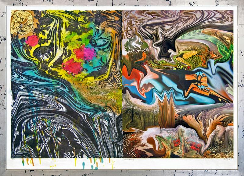 Elena Zang Gallery, Woodstock, NY