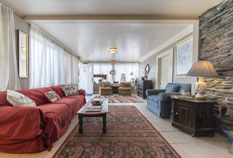 Exclusive Listing from Halter Associates Realty: Federal-Style 1850 Colonial in Saugerties, NY