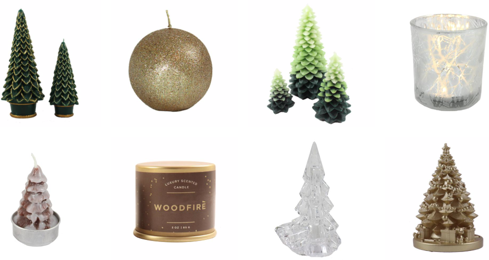 Holiday Gift Guide 2018, Woodstock, NY - Halter Associates Realty | Candlestock