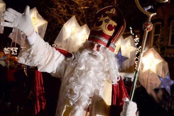 Sinterklaas! Rhinebeck